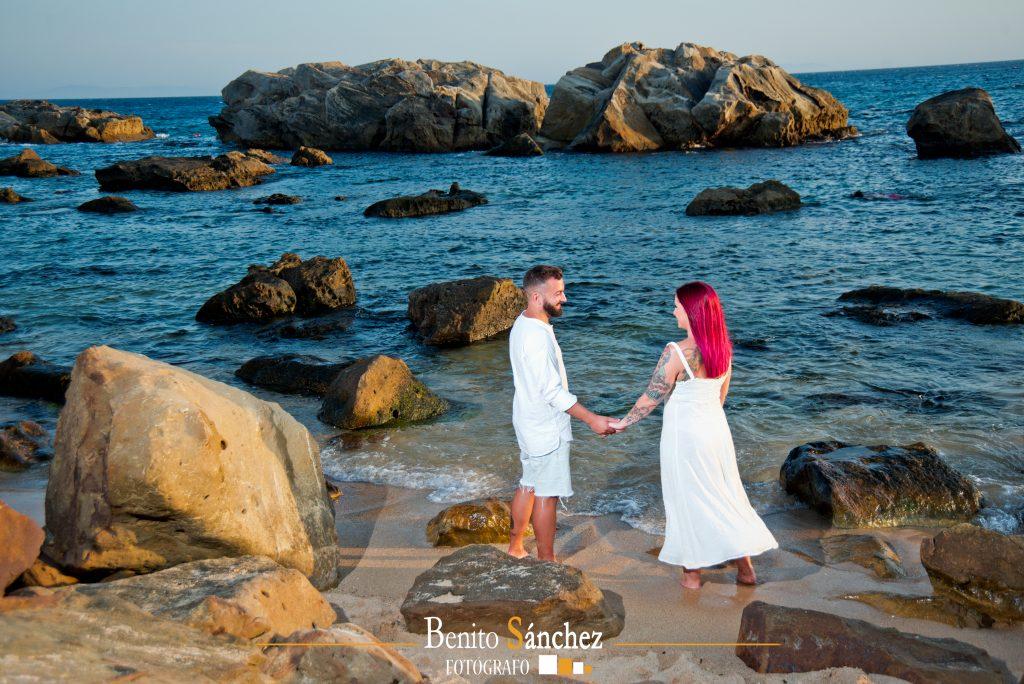fotografía bodas los caños, atlanterra , barbate ,postboda ,preboda ,originales